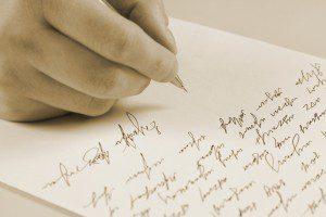 Briefübersetzung Korrespondenz Schriftverkehr